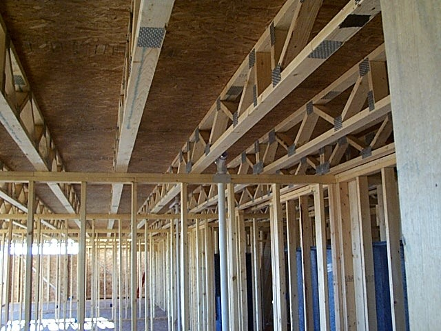 Floor trusses for I joist vs floor truss